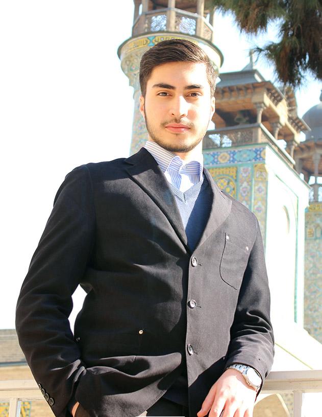 امیر محمد سبحانی نیا